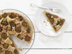 Reneklodenkuchen - mit Apfelmus - smarter - Kalorien: 212 Kcal - Zeit: 30 Min. | eatsmarter.de