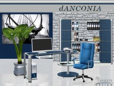 NynaeveDesign's dAnconia Office