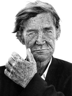 richard avedon// in the american west