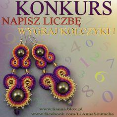 konkurs na www.facebook.com/LiAnnaSoutache i na www.lianna.blox.pl