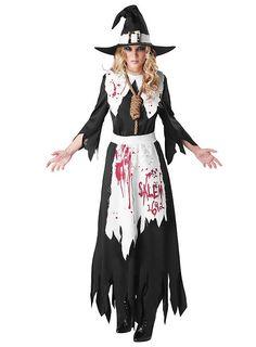 Salem Hexe Kostüm ★ Halloween Kostüm online kaufen ★ maskworld.com