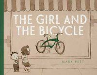 The Girl and the Bicycle,  by Mark Pett