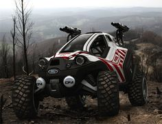 Apocalypse Recce Vehicle. I want one...