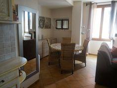 Location vacances maison Cros de Cagnes: séjour côté salon