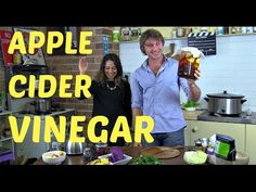 (24) How To Make Apple Cider Vinegar - YouTube