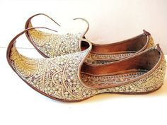 Mojari Slip ons Ethnic Flat Shoes Ballet Shoes Hand Embroidered Wedding Shoes Blue Royal Elephant