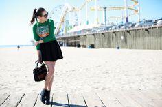 Style Scrapbook: SANTA MONICA PIER
