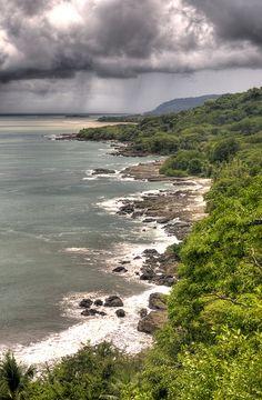 HDR - Montezuma, Costa Rica