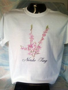 New shirts. Norske Ting....a Facebook women's group.
