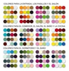 Color ES Mexicanos Para Paredes | Colores calidos y frios - Colores para Decoracion