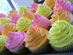 Recipes from the Pickle Boat: Vanilla Birthday Cupcakes