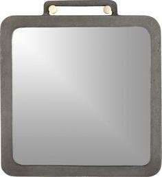 selfie mirror  | CB2 $59