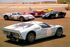 1966 Ford GT MK II - Photo Poster
