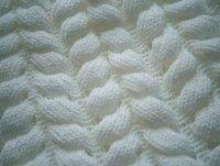 Ear pattern - Free knitting patterns More - knites Baby Knitting Patterns, Knitting Stiches, Crochet Poncho Patterns, Cable Knitting, Knitting Videos, Knitting Designs, Free Knitting, Stitch Patterns, Website