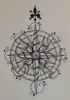 231 Best Compass Images In 2019 Tiny Tattoo Awesome Tattoos