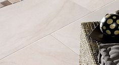 Sandstone Range - I like the idea of white(ish) tiles that have some colour/stain so they're not just totally boring white tiles. Tub Tile, Tile Showroom, Bathroom Taps, White Tiles, Kitchen Tiles, Tile Design, Range, Colour, House