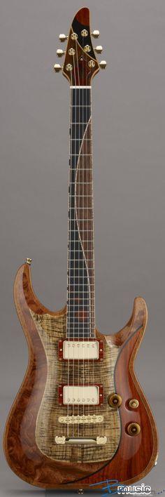 Custom guitar..