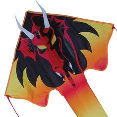 Lg. Easy Flyer - Fire Starter – Premier Kites & Designs