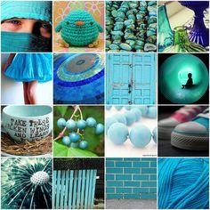 Aqua & Turquoise & More...
