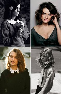 Medium_Hair-Hairstyle-Beauty-Collage_Vintage-Inspiration-15 | Flickr - Photo Sharing!