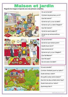 Description image - Maison et jardin