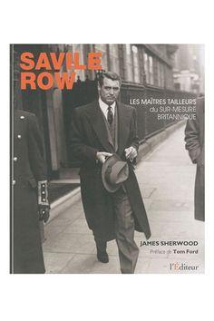 Savile Row history