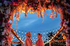 The best and most beautiful moments from & grand wedding affair at Sheraton, Hua Hin. Event Planned By: Bridal Outfit: Desi Wedding Decor, Wedding Decorations, Beautiful Moments, Most Beautiful, Desination Wedding, Modern Traditional, Bridal Outfits, Different, Newlyweds
