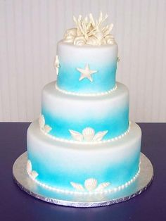 I don't really like the cake but the two tone in different color icing would be cool