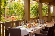 Borrego Springs  La Casa Del Zorra Rose Garden Terrace,  The Butterfield Dining Room or Fox Den Bar & Cantina.