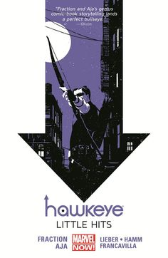 Get excited, Marvel fans! Hawkeye: Little Hits, Vol. 2 and Daredevil: End of Days have made Amazon's Best Books of the Month: Comics & Graphic Novels list! Pre-order your copies today!  http://www.amazon.com/b/ref=s9_dnav_bw_Comic_b?_encoding=UTF8=4919359011_rd_m=ATVPDKIKX0DER_rd_s=merchandised-search-4_rd_r=ACCC36F4633B46C5AE0E_rd_t=101_rd_p=1575558222_rd_i=390919011