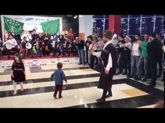 Minik Çerkeslerden Muhteşem Gösteri - Çerkes TV