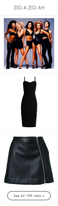 """ZIG A ZIG AH"" by littlewounds ❤ liked on Polyvore featuring dresses, vestidos, black, sweetheart neckline evening dress, holiday cocktail dresses, sweetheart neck dress, sweetheart cocktail dresses, evening dresses, skirts and mini skirts"