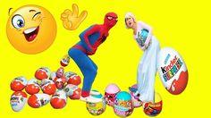 Nguời Nhện và Công Chúa Elsa Đẻ Trứng Khổng Lồ Joker và Catwoman Trộm Su...