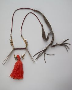 Necklaces by Ariel Clute