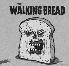 #TWD #bread