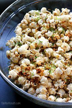 Mexican Popcorn | Fabtastic Eats