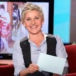Ellen DeGeneres, my favorite day time show and host. Quick and witty, generous and kind. Her show is just a feel good show. Famous Celebrities, Hollywood Celebrities, Celebs, Famous Women, Famous People, Ellen Degeneres Show, Ellen Degeneres Haircut, George Clooney, Best Barbecue Sauce
