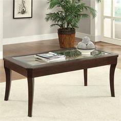 Bancroft Coffee Table I Riverside Furniture