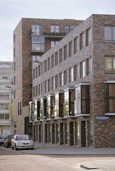City block in Rotterdam | DETAIL inspiration