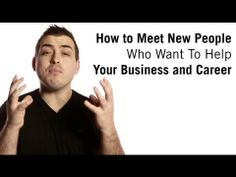 #Networking for those looking to be self employed and definitely for those currently in business is crucial.  Networking the correct way is even more important. Enjoy @derekhalpern quick tip on how to effectively meet / help people.