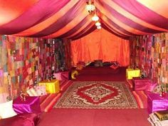 MOROCCAN / ARABIAN THEMED MARQUEE HIRE - WHY NOT TAKE YOUR PARTY SOMEWHERE EXOTIC THIS WINTER Ilford Picture 1