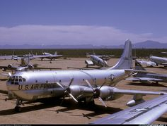 kc 97 airplane | Photos: Boeing KC-97G Stratofreighter (367-76-66) Aircraft Pictures ...