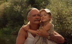 Nikita Mikhalkov y  Nadezhda Mijalkova en Sol Ardiente ( o Quemado por el sol) de Nikita Mikhalkov - 1994