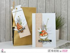 """Australe : Tampons & matrices de coupe (dies) #4enscrap """"Délice sucré"""" Mini Albums, Scrapbooking, Tampons, Mojito, Craft, Cardmaking, Gift Wrapping, Blog, Inspiration"""