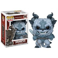 Preorder item, stock expected November 2017 From Funko's Holidays range, it's Frosted Krampus in Funko Pop Vinyl! FYE Exclusive Limited Edition Product dimensions in windowed box Age Pop Vinyl Figures, Vinyl Toys, Funko Pop Vinyl, Boutique Disney, Christmas Tree Ugly Sweater, Otaku, Frozen 2, Frozen Vinyl, Harry Potter