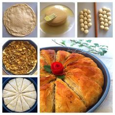 Yemek aşkım sayfasından kıymalı Arnavut böreği. Ellerine sağlık kardeşim. Greek Cooking, Cooking Time, Cooking Recipes, Turkish Recipes, Ethnic Recipes, Tasty, Yummy Food, Mince Pies, Bread And Pastries