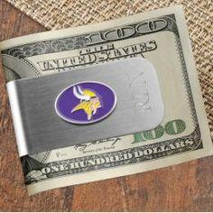 Personalized NFL Money Clip/Bottle Opener