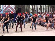 """Вожатский танец """"Пираты"""" - ОДЦ """"Чайка-2014"""" - YouTube"""