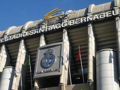 go to Estadio Santiago Bernabeu for a live Real Madrid match.