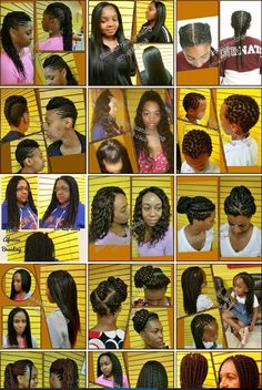 Happy Monday everyone!! Haka African Braiding salon is celebrating its 2nd year anniversary, and what better way to do so than to thanks our loyal customers.  Today only, enjoy a special discount of UP TO $20 OFF on all our braiding styles. WALK-INS ALWAYS WELCOME or call 571-428-2608 to schedule and appointment. Thank you again for the privilege to celebrate this milestone in your company. ~The Owner